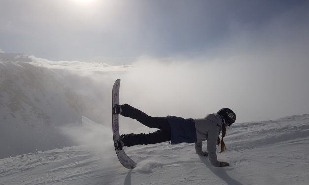 Yoga for skiers and snowboarders: introducing SNOWGA